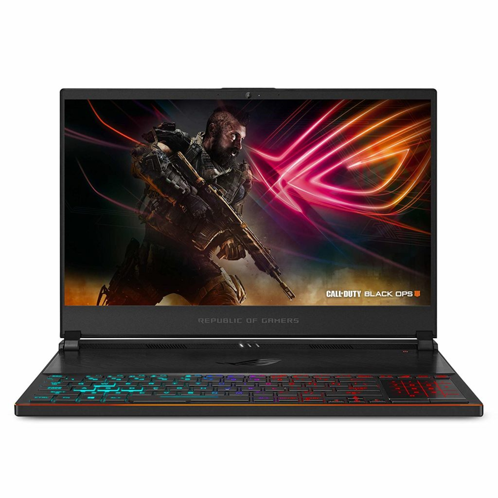 ASUS ROG Zephyrus S Ultra - Best Laptop for Computer Science Students