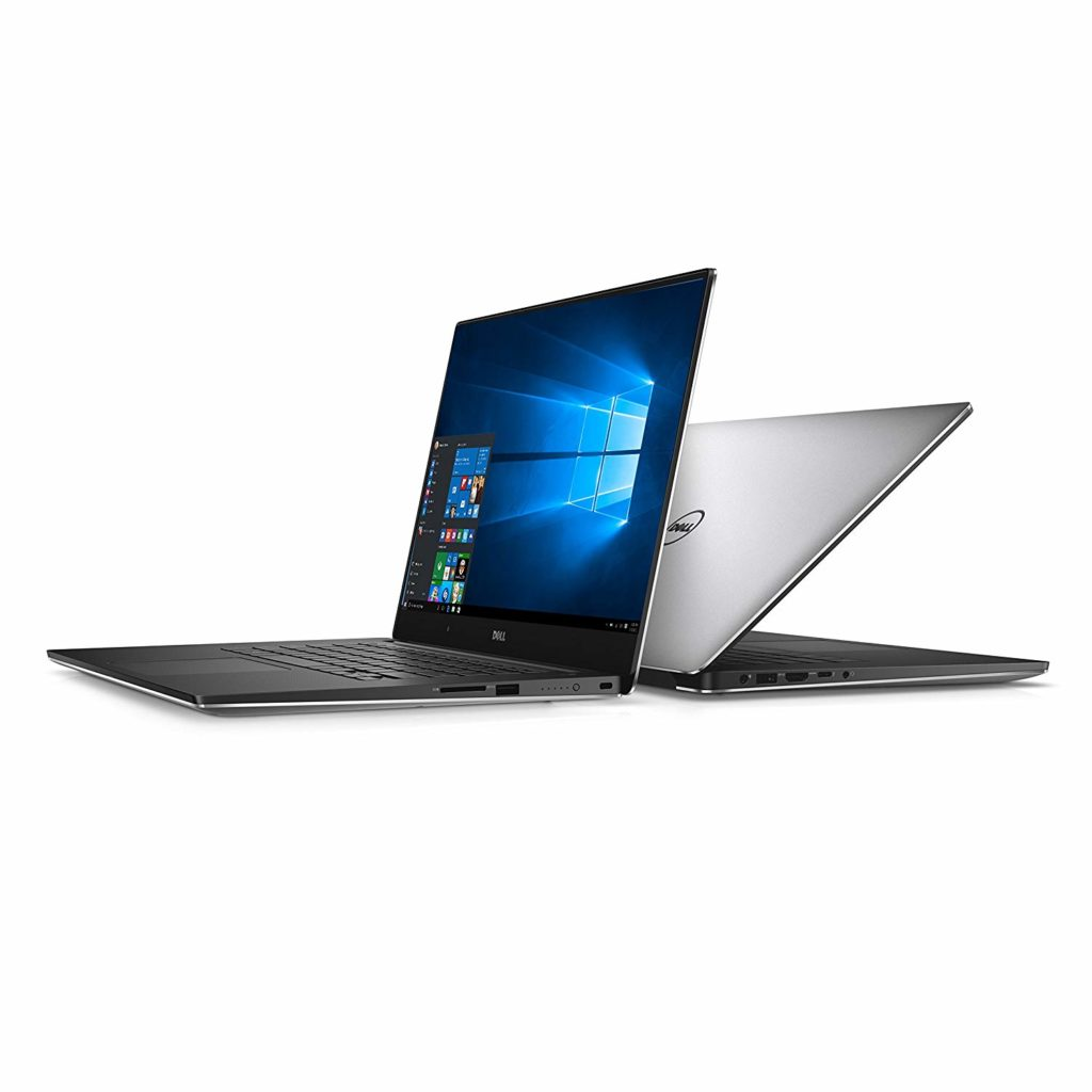 Dell XPS 15 Touch - Best Laptops 2019