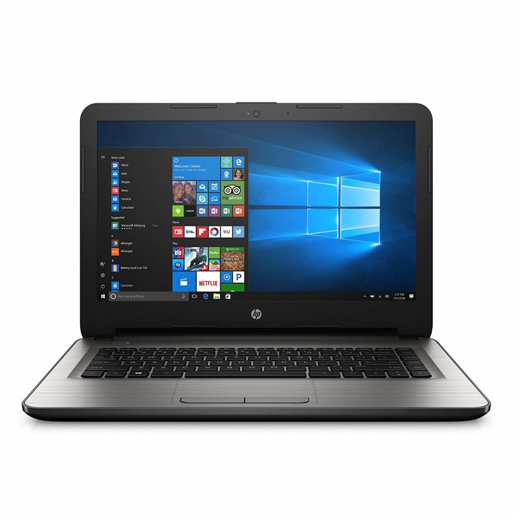 HP 14-an013nr ENERGY STAR Laptop