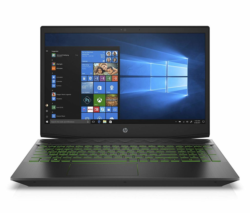 HP Pavilion 15 - Best Laptop for Hacking