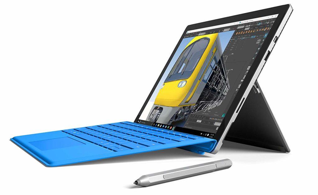 Microsoft Surface Pro 4 - Best Laptop for Realtors
