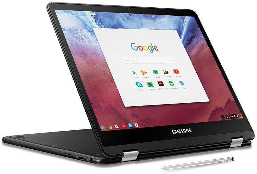 Samsung Chromebook Pro - Best Linux Laptops