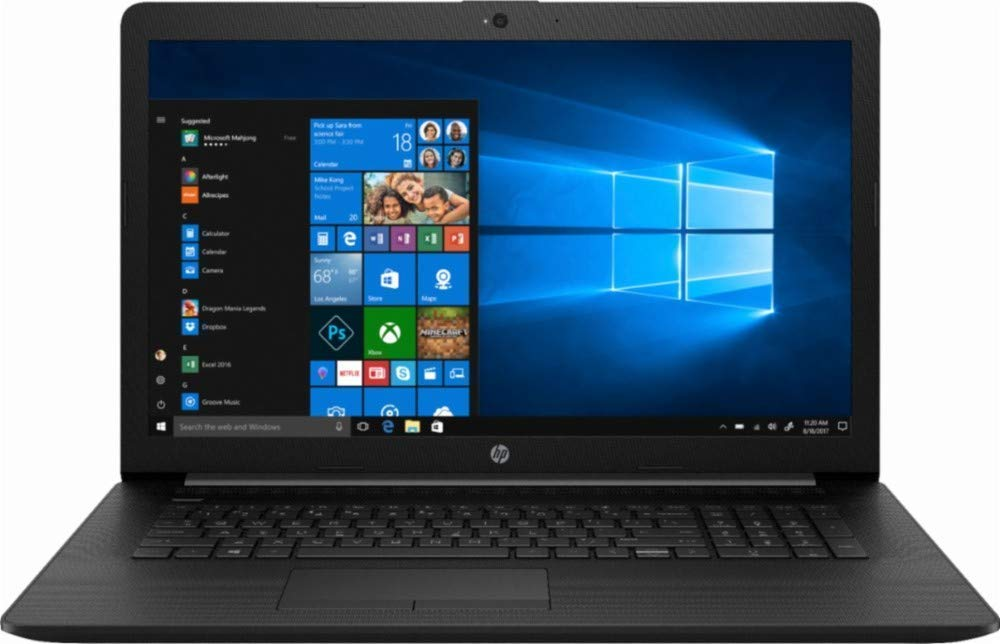 HP premium HD+ WLED business laptop 17.3""