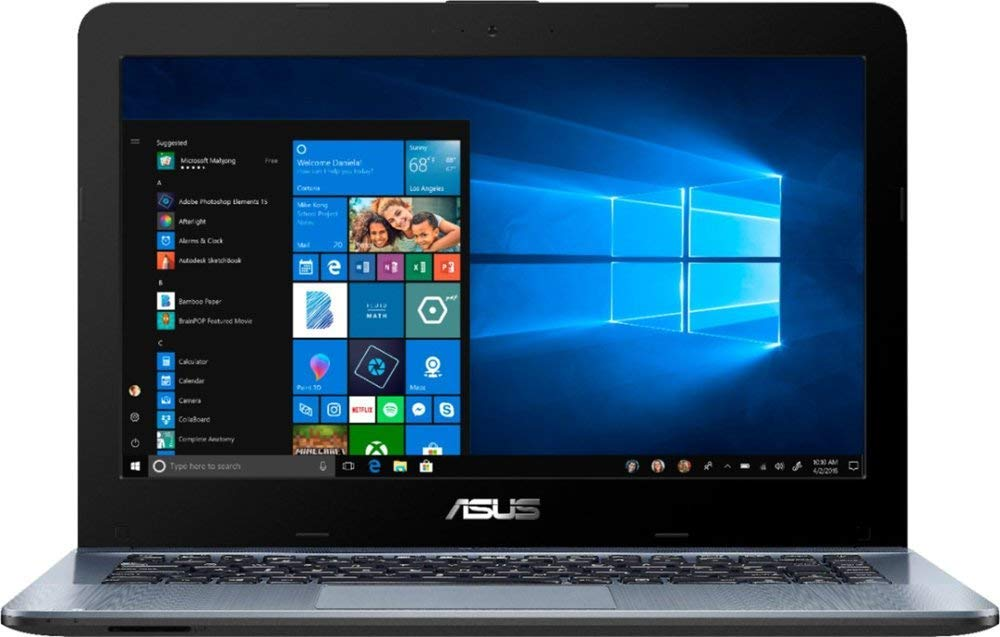 "Latest Asus 14.0"" HD Widescreen"