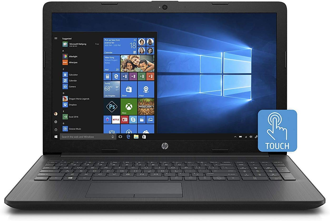 "HP 15.6"" Business Laptop"