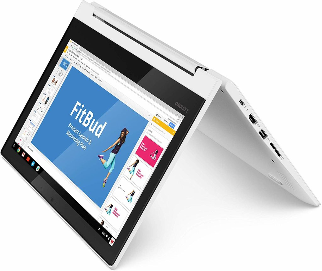 Lenovo Chromebook C330 2-in-1 Convertible Laptop